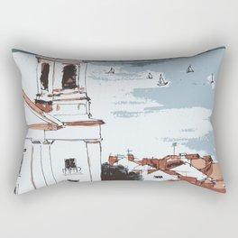 Lisbon Portugal Rectangular Pillow