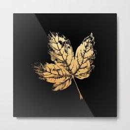 Aesop's Maples Metal Print