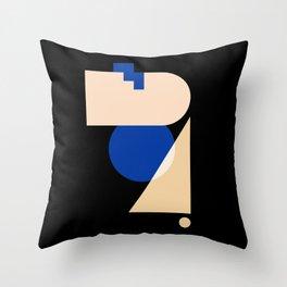 Festive Mood  Throw Pillow