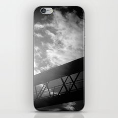 XVXA b&w iPhone Skin