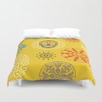 tequila Duvet Covers featuring Tequila Time :) by Imog3n