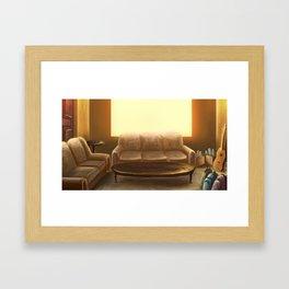 Living Space Framed Art Print