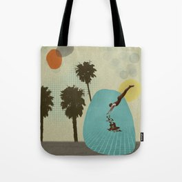 The hardest part Tote Bag
