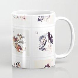 Collection 4x7 ~ Los Caprichos Coffee Mug