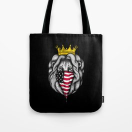 We Are Lions Tote Bag