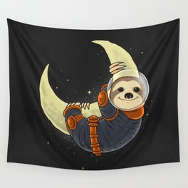 Cosmosloth Wall Tapestry