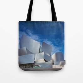 Concert Hall    Frank Gehry   architect Tote Bag