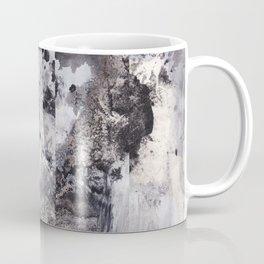 Monochrome Chaos Coffee Mug
