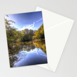 The Silent Pond Stationery Cards