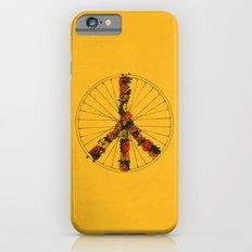 Peace & Bike (Colors) Slim Case iPhone 6s