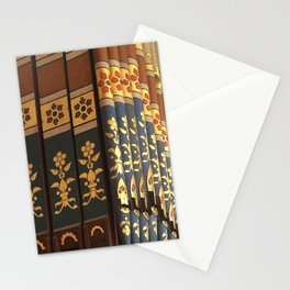 Colourful Music Stationery Cards