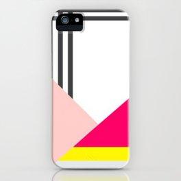 Memphis Milano iPhone Case