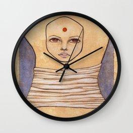 Secrets of Osiris I Wall Clock