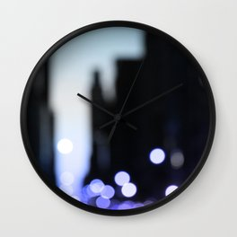 Big lights will inspire you Wall Clock