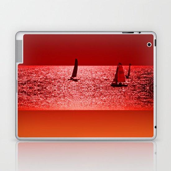 Autumn Ocean 2 Laptop & iPad Skin