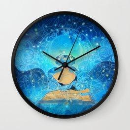 Charmed book Wall Clock