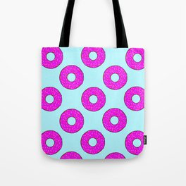 Donut give up Tote Bag