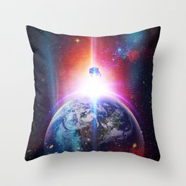 Is It Up? Is It Down? Throw Pillow
