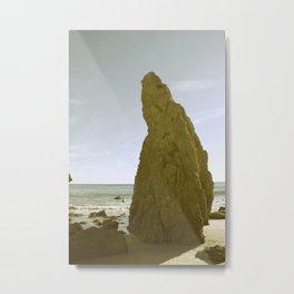 Matador Beach Metal Print