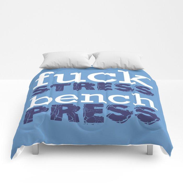 Bench Comforters