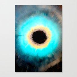 Cosmic Void Black Hole 3 Canvas Print