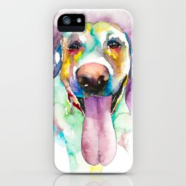 dog#24 iPhone Case