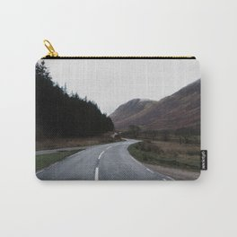 Road through the Glen Carry-All Pouch