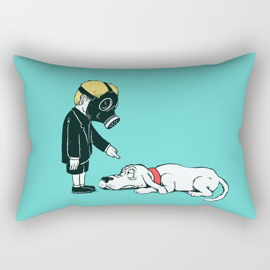Are you My Mother? Rectangular Pillow