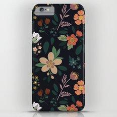 Floral iPhone 6s Plus Slim Case