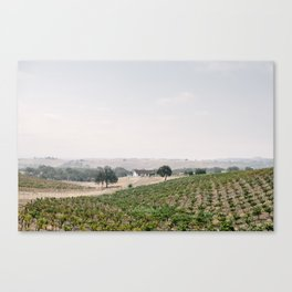 Nestled in Wine Country - Paso Robles, California Canvas Print