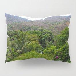 Dreamy Mexican Jungle Pillow Sham