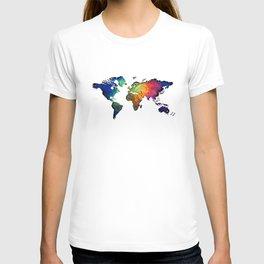 colour map 4 T-shirt