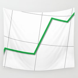 Statistic Up Wall Tapestry