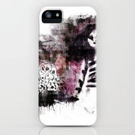 Soldados muertos (color version) iPhone Case