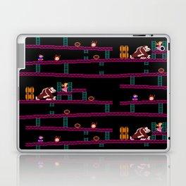 Donkey Kong Retro Arcade Gaming Design Laptop & iPad Skin