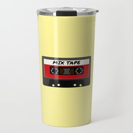 The Mix Tape I Travel Mug