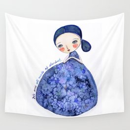 We Are Made Of Stardust Wall Tapestry