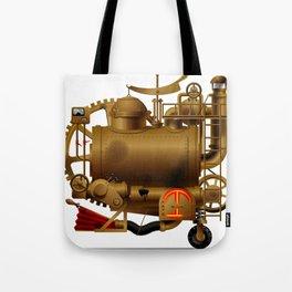 Fantastic machine Tote Bag