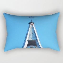 Bell tower church Belfry  Rectangular Pillow