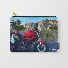 Mountain Monster Carry-All Pouch