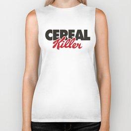 Cereal Killer Biker Tank