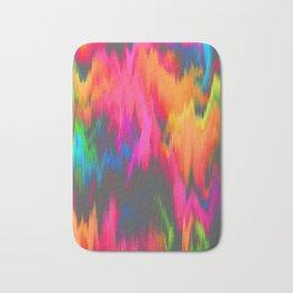 Rainbow Sweat Bath Mat