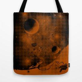 Lost in Negative Space Tote Bag