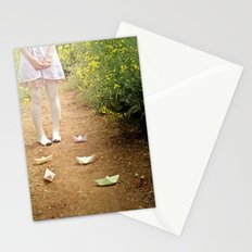 Lets go sailing Stationery Cards