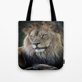 In the Jungle, the Mighty Jungle Tote Bag