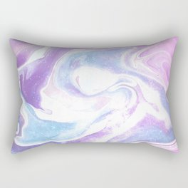 space marble Rectangular Pillow