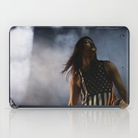 health iPad Cases featuring HEALTH by chrisofarc