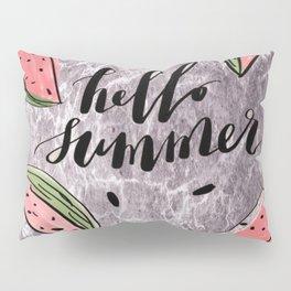 Hello Summer! Pillow Sham