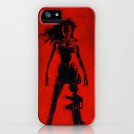 Cherry Darling iPhone Case