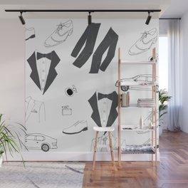 Multiman Wall Mural